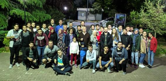 2019 Bölüm İftar Etkinliği.
